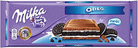 Шоколад Milka Oreo (с печеньем) 300г,