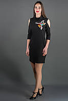 Платье   Самира   черный