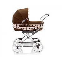 Детская Колясочная люлька коляска VITTORIA Ballant Rose - Inglesina (Италия) - с сумкой, матрасик