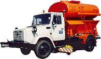 Машина дорожная комбинированная МДК-1 (МДК-433362)