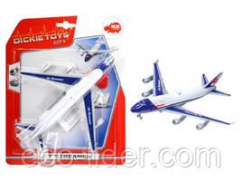 """Самолет """"Jet Streamer"""", который летает под потолком, 25 см, 3+"""