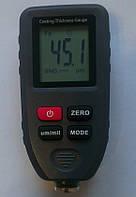Профессиональный толщиномер лакокрасочных покрытий GX-PRO CT-03 Fe/NFe (0-1300 мкм), фото 1