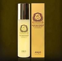 Эссенция с ферментированным козьим молоком ANJO GOAT MILK Whitening Anti Wrinkle Antiaging 150мл, фото 1