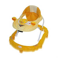 Удобные ходунки BW-14 для детей (игрушки, музыкальная панель, регулировка высоты сиденья) ТМ Lorelli (Bertoni)