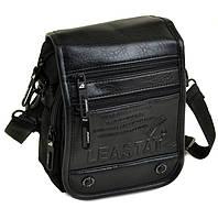 Мужская сумка через плечо Барсетка планшет 20х16х9см