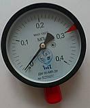 Манометр ДМ 05-МП-3У 0,4 МПа ТУ.У 33.2 - 14307481-031:2005, фото 2