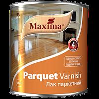 """Лак паркетный уретан-алкидный TM """"Maxima"""" (полуматовый) 2,3 кг"""
