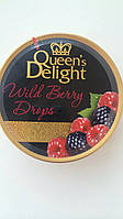 Леденцы (конфеты) Fine Drops (мелкие капли) микс лесная ягода  Германия 150г