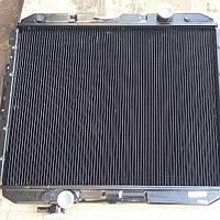 Радиатор вод. охлажд. ГАЗ 3309,33081 (2-х рядн.) дв. ММЗ Д-245.7 (пр-во г.Оренбург)