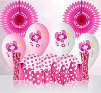 Оформление праздника для девочек