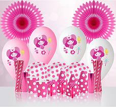 Тематический праздник для девочки