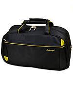 Стильная сумка для поездок черная