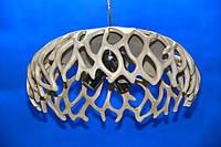 Люстра подвесная на 3 лампочки (ВЛ)  L301/3 (COFFE)