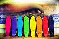 Пенни борд (Penny board),мини скейт 22 дюйма