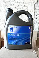Масло моторное полусинтетическое GM Motor Oil Semi Synthetic 10W-40 5л