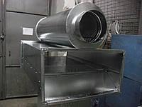 Шумоглушитель для вентиляции   Ø200