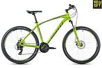 Велосипед Spelli SX-2700 29ER disk 2017