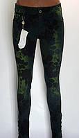 Жіночі джинси з  принтом від італійського бренду Murro Jano