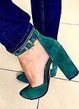 Mante! Красивые женские цвет латте босоножки туфли каблук 10 см весна лето осень, фото 10