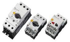 Автоматические выключатели защиты двигателя Eaton (Moeller)