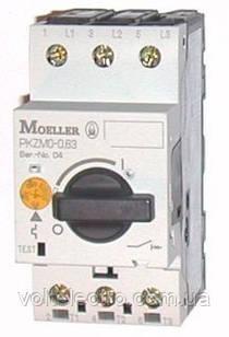 PKZM0-0,63 Автоматический выключатель Eaton  0,63А