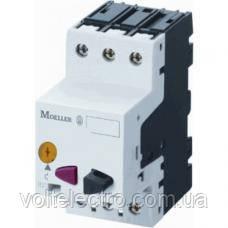 PKZM01-6,3 Автоматический выключатель Eaton  6,3А