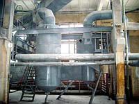 Реконтрукция сушильного отделения сахарного завода