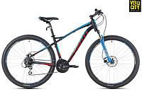 """Велосипед Spelli 27,5"""" SX-5200 650B 2017"""