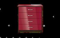 Комод классический, уникальный, размером 59х43х128 см Магнат-Нова