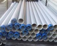 Труба для скважин обсадная д. 125х10атм\3м (резьба) Белая - Evci Plastik, фото 1