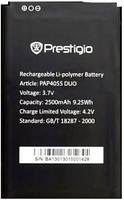 Аккумулятор (батарея) Prestigio PAP4055 (2500 mAh)