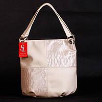 Классная объемная женская сумка art. 1285beg
