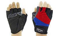 """Перчатки для фитнеса """"ZELART"""" разноцветные 6121"""