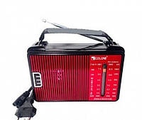 Радиоприемник радио FM ФМ  GOLON RX-A08AC