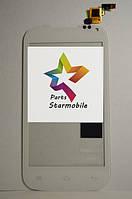 Сенсорный экран для мобильного телефона Nomi i401, белый