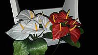Каллы - букеты из искусственных цветов, разные цвета, выс. 23 см., 50 шт. в упаковке, 4.95 гр.