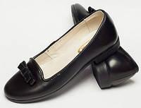 Летние балетки детские кожаные для девочки, летняя детская обувь от производителя модель ДЖ-4013-1