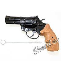 Револьвер под патрон Флобера Profi 3'' буковая рукоять