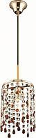 Люстра Хрустальная   Светильник Подвесной Altalusse INL-1085P-01 Gold