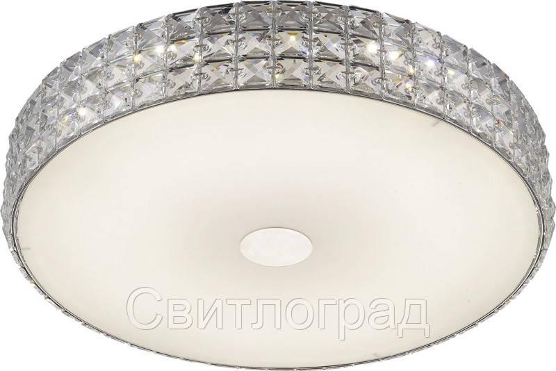 Люстра Хрустальная   Светильник Потолочный Altalusse INL-1127C-28 Chrome