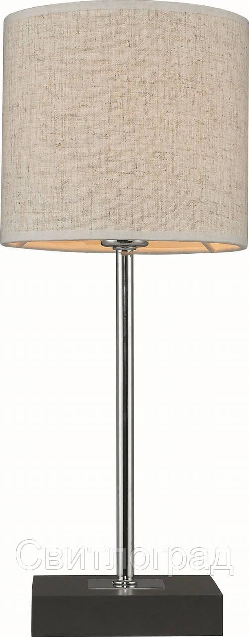 Настольная Лампа    Altalusse INL-3094T-01 Chrome & Wenge