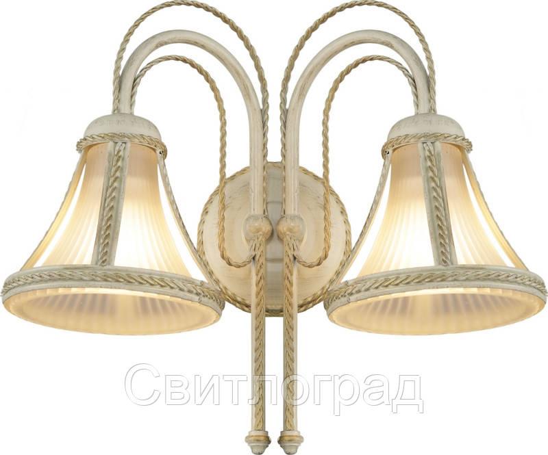 Бра с Плафонами    Altalusse INL-6115W-02 Ivory Gold