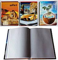 Блокнот в твердой обложке 64 страницы