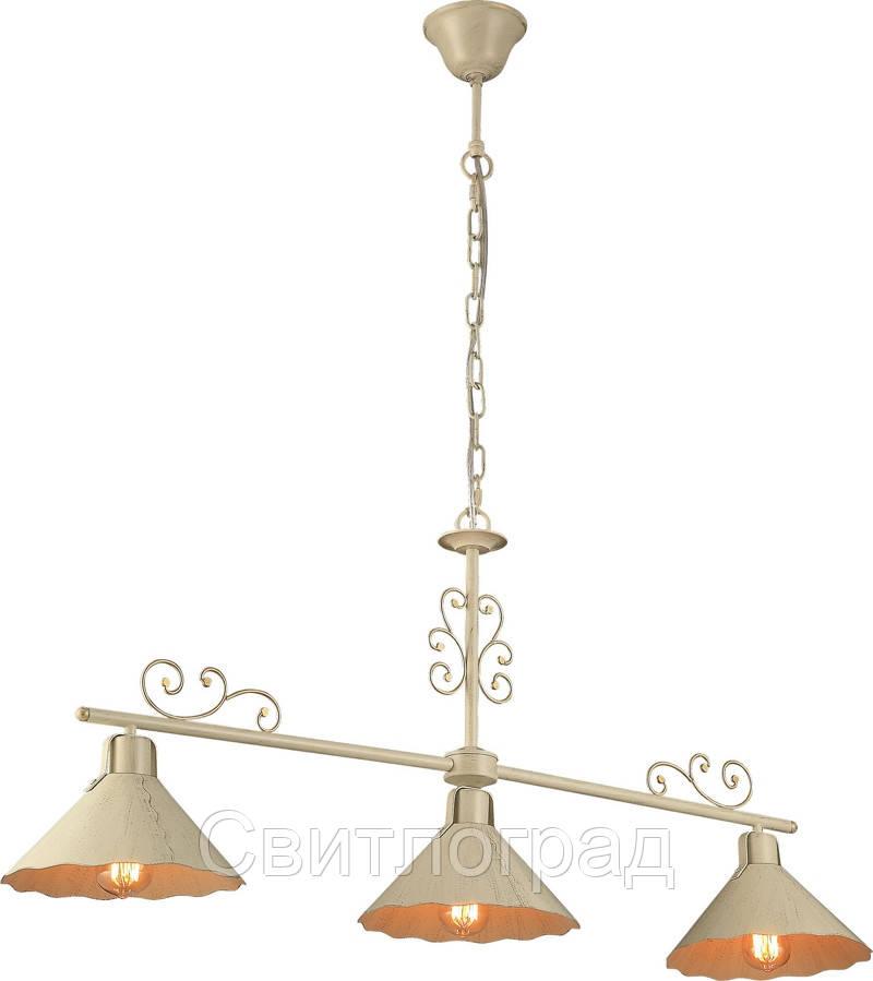 Светильник Подвесной Loft  с Плафонами  Altalusse INL-6137P-03 Ivory white