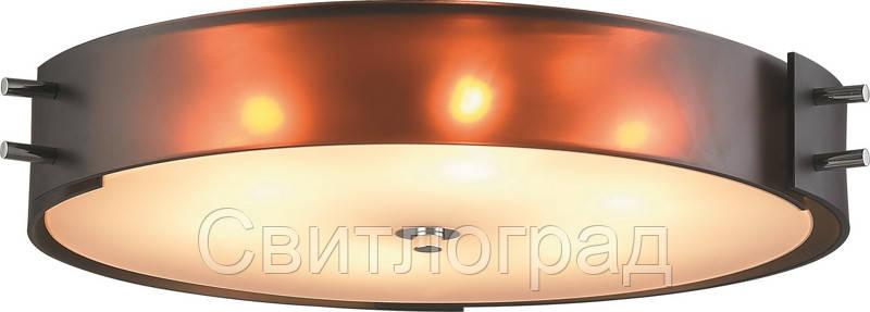 Светильник Потолочный с Плафонами    Altalusse INL-9071C-6 Chocolate
