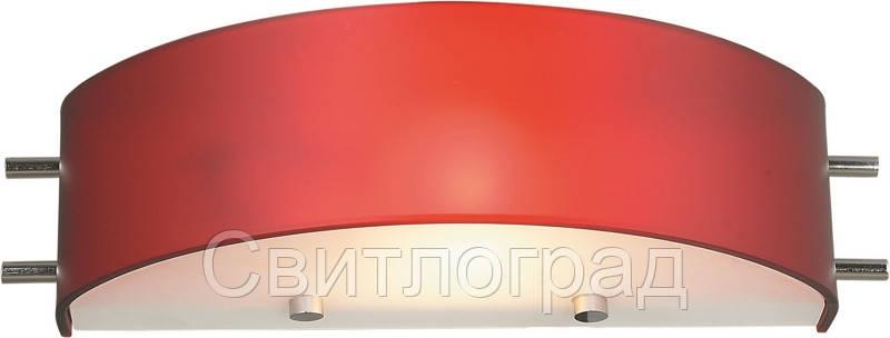 Бра с Плафонами    Altalusse INL-9071W-1 Red