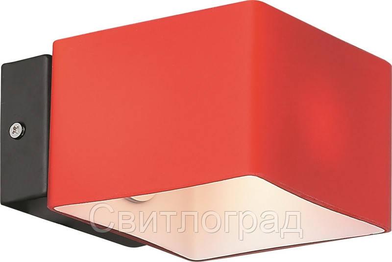 Бра с Плафонами    Altalusse INL-9074W-1 Red