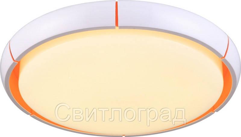 Светильник Потолочный Led с Пультом Д/У    Altalusse INL-9337C-32 Orange