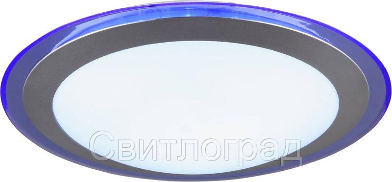Светильник Потолочный Led с Пультом Д/У    Altalusse INL-9332C-20 Blue