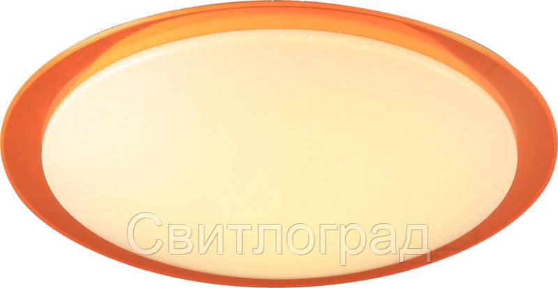 Светильник Потолочный Led с Пультом Д/У    Altalusse INL-9332C-40 Orange